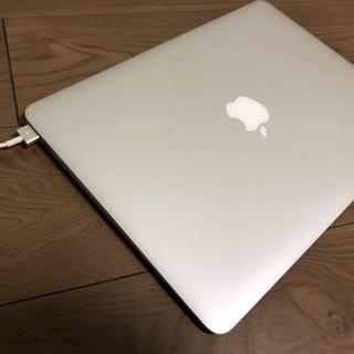 アップル(Apple)のMacBook Air (13-inch, Early 2015)(ノートPC)