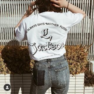 アメリヴィンテージ(Ameri VINTAGE)のサミュエルTシャツ(Tシャツ/カットソー(半袖/袖なし))