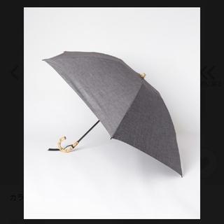URBAN RESEARCH - 新品、タグ付 バンブーコンパクトパラソル 日傘 折り畳み