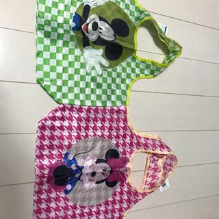 ディズニー(Disney)のミッキーマウス、ミニーマウスのエコバッグ(その他)