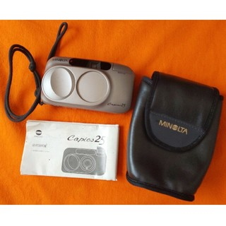 コニカミノルタ(KONICA MINOLTA)のMINOLTA Capios 25 フィルムカメラ(フィルムカメラ)