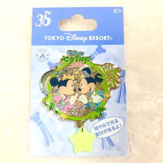 ディズニー(Disney)の新品 ディズニー 七夕ピンバッチ♡(バッジ/ピンバッジ)