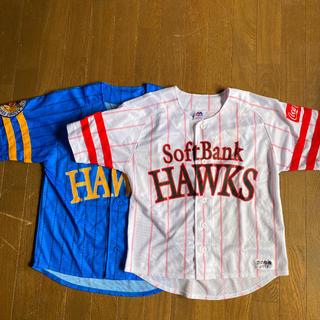 フクオカソフトバンクホークス(福岡ソフトバンクホークス)のソフトバンクホークス ユニフォーム Sサイズ(ウェア)