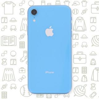 アイフォーン(iPhone)の【C】iPhoneXR/64/SIMフリー(スマートフォン本体)