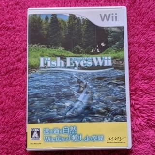 ウィー(Wii)のフィッシュアイズWii(家庭用ゲームソフト)