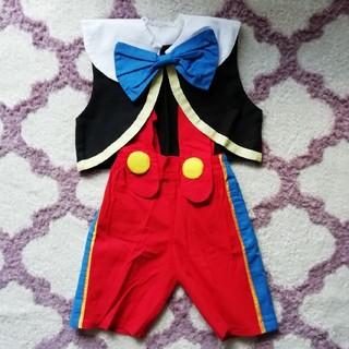 ディズニー(Disney)のピノキオ/ピノキオ(衣装)