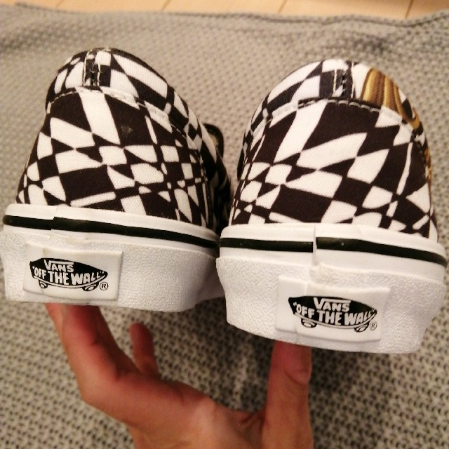 VANS(ヴァンズ)の浜崎あゆみ VANS バンズ コラボレーションスニーカー 28センチ メンズの靴/シューズ(スニーカー)の商品写真