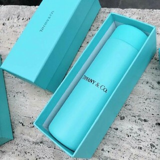 Tiffany & Co. - ティファニーステンレスミニボトル220mlブルーボックス入り