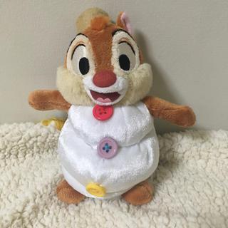 ディズニー(Disney)の【ディズニー】チップ&デール ぬいぐるみ(ぬいぐるみ/人形)