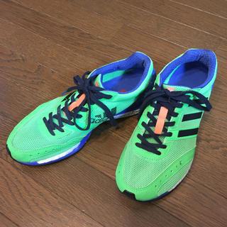 アディダス(adidas)のアディダス  アディゼロ匠レン 24.5センチ(シューズ)