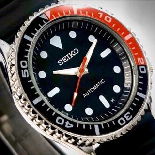 SEIKO - 人気カラー BLACK &RED 新品 送料無料
