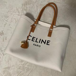 celine - CELINE セリーヌ  トートバッグ ホリゾンタル キャンバス