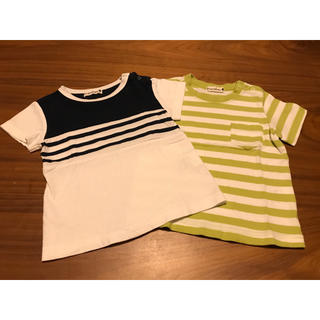 ブランシェス(Branshes)のブランシェス Tシャツ カットソー トップス(Tシャツ/カットソー)
