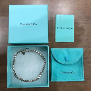 ティファニー(Tiffany & Co.)の【専用】★大人気★ティファニー ベネチアン ブレスレット(ブレスレット)