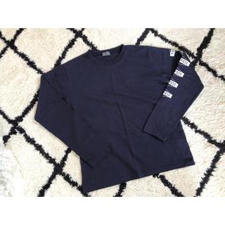 シマムラ(しまむら)のしまむら ラグランT ロゴロンT(Tシャツ(長袖/七分))