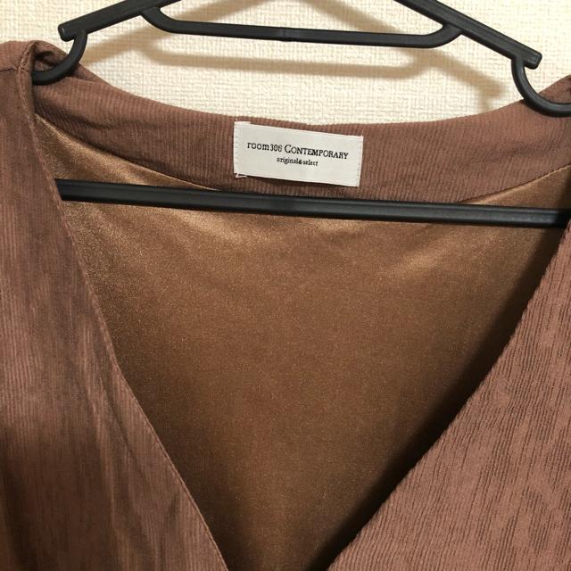 room306 CONTEMPORARY(ルームサンマルロクコンテンポラリー)のroom306 contemporary ロンパース レディースのパンツ(オールインワン)の商品写真