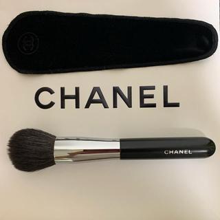 シャネル(CHANEL)のCHANEL パウダー・チーク用ブラシ(ブラシ・チップ)