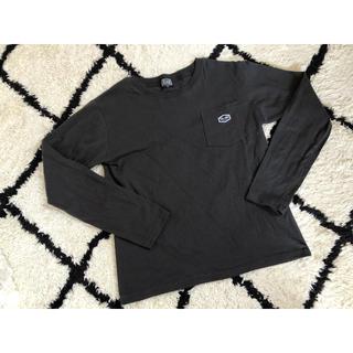 シマムラ(しまむら)のしまむら ラグランT シンプルロゴロンT(Tシャツ(長袖/七分))