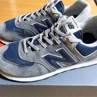 New Balance - ★new balance ニューバランス 574 NAVY US10、28cm★