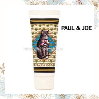 ポールアンドジョー(PAUL & JOE)のポール&ジョー ハンドクリーム ネコ シュトーレン クリスマス 限定 コフレ(ハンドクリーム)