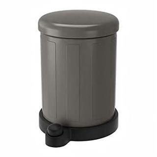 イケア(IKEA)のIKEA TOFTAN ペダル式 ゴミ箱 4L(ごみ箱)