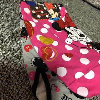 Disney - 新品 女児 165 女の子 ディズニー ミニーマウス ショーツ パンツ ミッキー