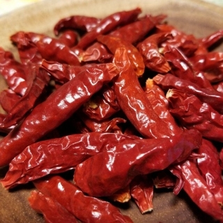 唐辛子 鷹の爪  乾燥品  無農薬(野菜)
