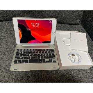 iPad - 【極美品】iPad mini4 128GB WiFiモデル(キーボード付き)