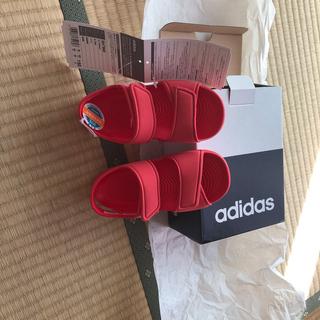 アディダス(adidas)のadidas  子供 サンダル サイズは13cmから20cm(サンダル)
