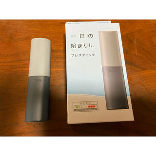 タニタ(TANITA)のTANITA ブレスチェック ブレスチェッカー(口臭防止/エチケット用品)