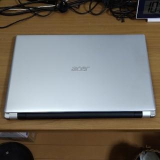エイサー(Acer)の15.6インチ、タッチパネルのwebカメラ付ノート(ノートPC)