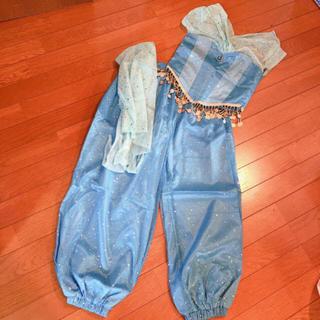 ディズニー(Disney)のアラジン ジャスミン コスプレ 衣装(衣装)