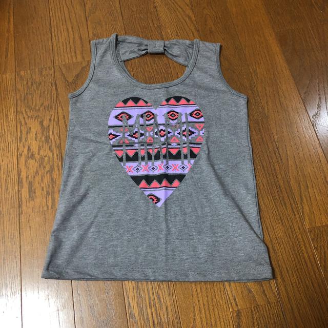 GU(ジーユー)のまとめ売り!GU★チュニック キッズ/ベビー/マタニティのキッズ服女の子用(90cm~)(Tシャツ/カットソー)の商品写真
