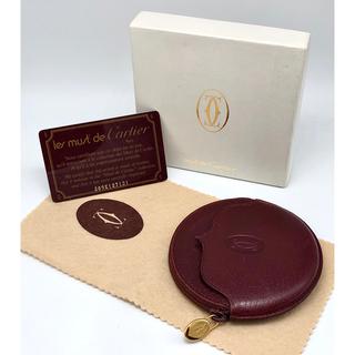 Cartier - ❤️美品☆Cartierカルティエマストラインコインケース☆カルティエ財布❤️