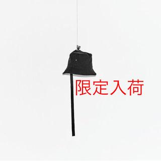 ピースマイナスワン(PEACEMINUSONE)の【限定入荷】peaceminusone 黒バケハ(ニット帽/ビーニー)