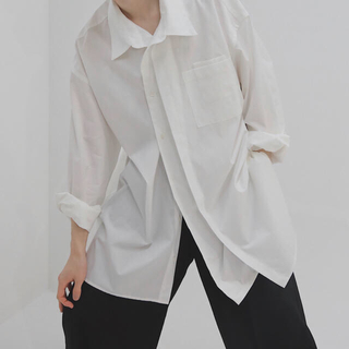 TOGGLE Oversized Layered Shirt(シャツ)