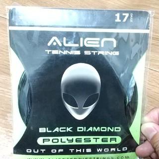 ALIENブラックダイヤモンド1.25(テニス)