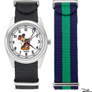 ディズニー(Disney)の大人ミューズ 付録 ミニーマウス腕時計(腕時計)