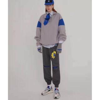 ADERERROR★韓国人気ブランド fleece スウェット(スウェット)