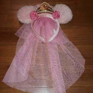 ディズニー(Disney)のミニー ヘアカチューシャ コスプレ(衣装)