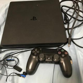 プレイステーション4(PlayStation4)のPlayStation®4 ブラック 500GB MODEL CUH-2000(家庭用ゲーム機本体)