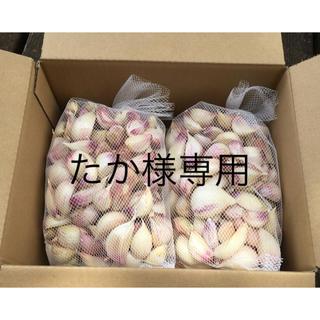 たか様専用 鹿児島県産生にんにく2㎏ (野菜)