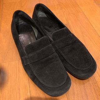 シャネル(CHANEL)のシャネル スエードローファー(ローファー/革靴)