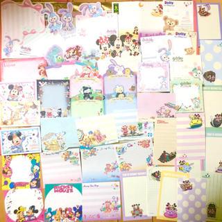 ディズニー(Disney)のディズニー バラメモ 50枚 セット♡(ノート/メモ帳/ふせん)
