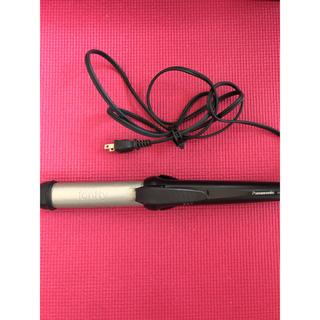 パナソニック(Panasonic)のヘアアイロン ionity 32mm マイナスイオン(ヘアアイロン)