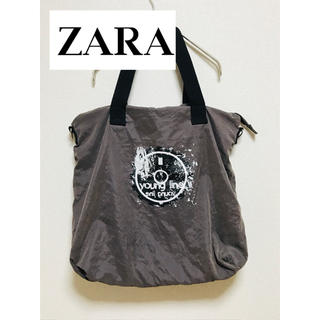 ザラ(ZARA)のZARA 大容量トートバッグ ザラ(トートバッグ)