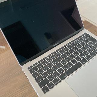 アップル(Apple)のMacBook PRO 2017 (タッチバー無し)(ノートPC)