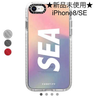 iPhone - WIND AND SEA × casetify iPhone8
