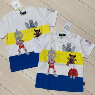 クレードスコープ(kladskap)のクレードスコープ 90 100 ウルトラマンコラボ 2点(Tシャツ/カットソー)