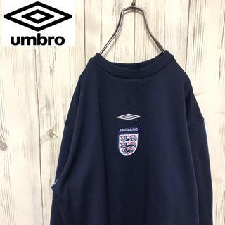 UMBRO - 【希少】UMBRO アンブロ イングランド代表 刺繍入り トレーナー